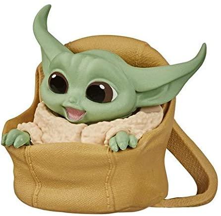 baby yoda miniatura en bolsa grogu