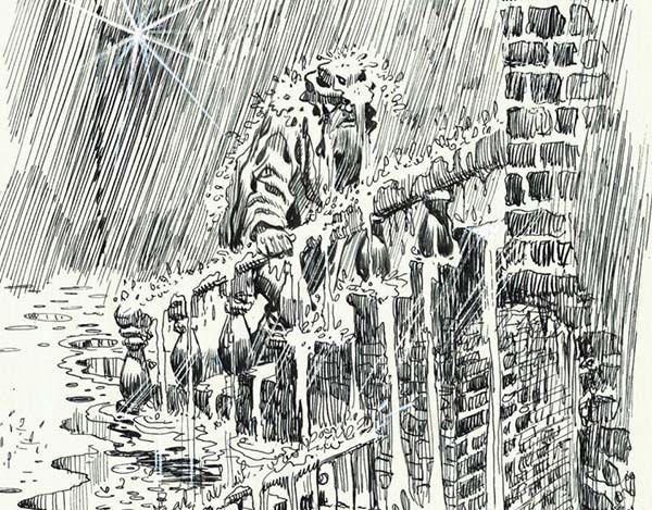 Cultugrafía. Viñeta de Contrato con Dios (1978), de Will Eisner. El sueño americano.