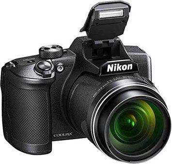 La mejor cámara de fotos relación calidad precio para 2021. Nikon coolpix b600