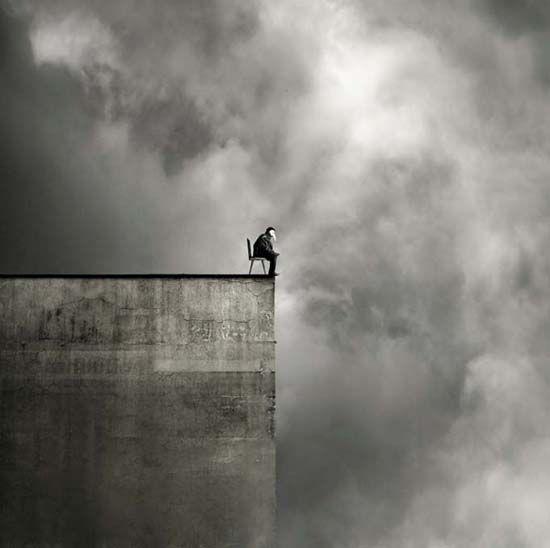 Individualismo, soledad, narcisismo. Autor, Stalker Eye.
