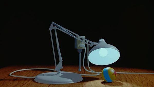 Flexo Luxo Jr. (1986). Cortometraje de Pixar.