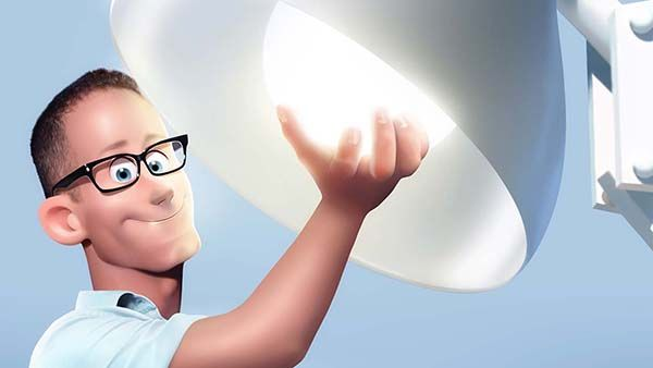 Pete Docter. Director creativo de Pixar y director de Monstruos S.A., Up, Del revés y Soul.