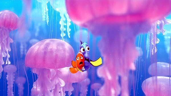 Buscando a Nemo (2003). De Andrew Stanton y Lee Unkrich. Cine de animación. Cultugrafía.