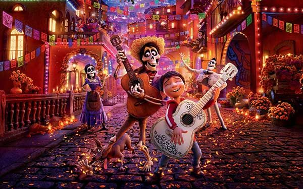 Coco (2017). Cine de animación de Pixar. Crítica cinematográfica y cultural. Cultugrafía.