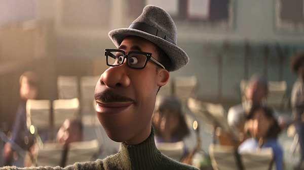 Joe Gardner. Protagonista de la película Soul de Pixar. Cine de animación en cultugrafía, revista de crítica cultural.