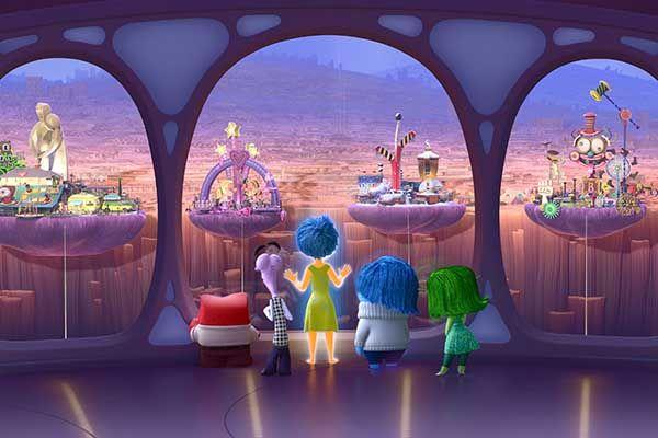 Inside Out. Del revés en España. Cine de animación de Pixar. Crítica cultural en Cultugrafía.