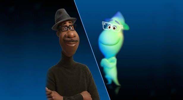 Joe Gardner. Humano y alma. Cine. Crítica de Soul y Pixar.