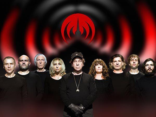 Grupo música Magma.