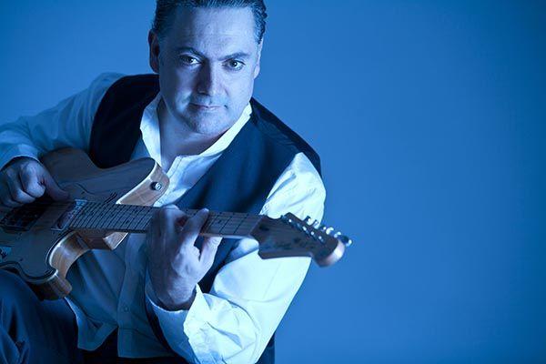 Pascual Gómez. Músico, compositor y musicólogo. Guitarrista de Jazz. Cultugrafía.