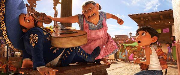 Coco, película de Disney Pixar. Crítica de cine en Cultugrafía.