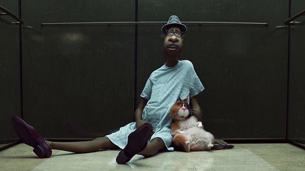 Soul. Joe Gardner (veintidós) y el Gato (Joe Gardner). Análisis y crítica de cine.