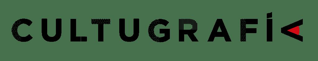 Logo de Cultugrafía, revista digital de difusión y crítica cultural.