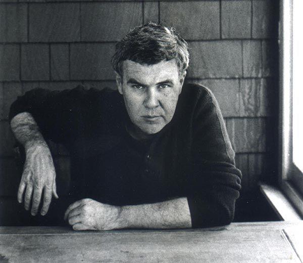 Retrato de Raymond Carver