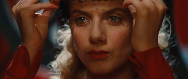 Shosanna Dreyfus de la película Malditos Bastardos interpretada por Melanie Laurent. Crítica de cine