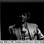 Tom Wolfe y el nuevo periodismo. Cultugrafía. Pensamiento crítico
