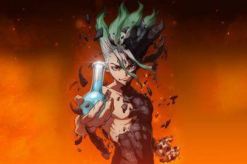 imagen destacada dr. stone. El manga-anime. Arte o entretenimiento, instrumento intercultural o negocio