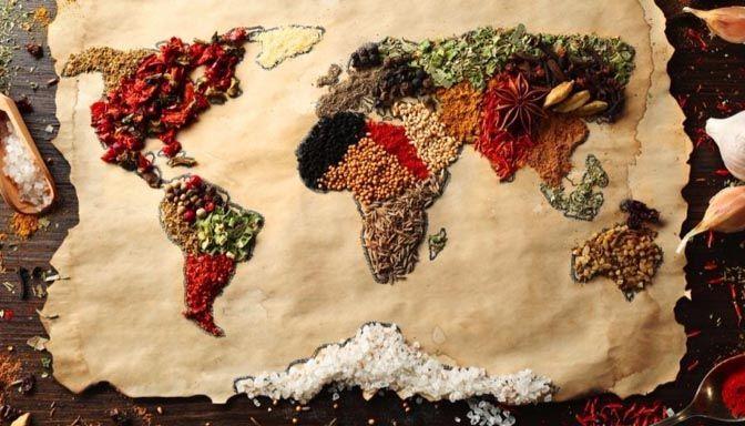 La alimentación en Europa. Antropología en Cultugrafía.