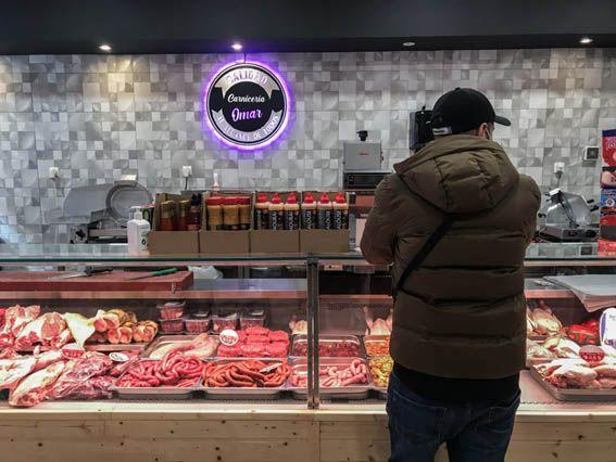 Carnicería halal en Vitoria
