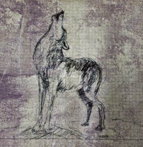 La naturaleza simple. El lobo aullando. La poesía de Alberto Caeiro
