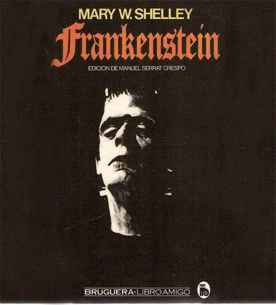 Frankenstein es considerado el primer relato de ciencia ficción moderno