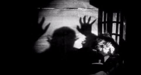 Nosferatu (1922), de Friedrich Wilhelm Murnau. La influencia de Kafka y el expresionismo en el cine y la literatura.