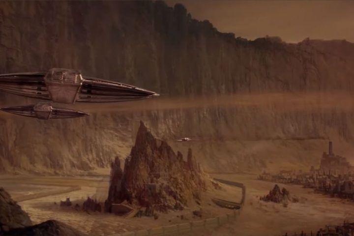 Fotograma de Dune (1984), de David Lynch