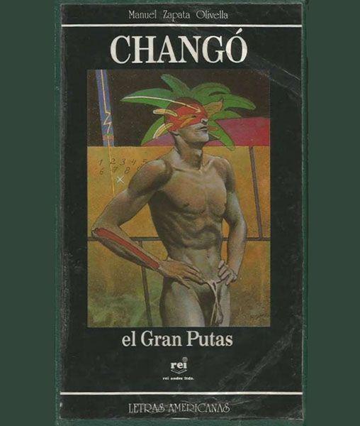 Portada libro Changó el Gran Putas de Manuel Zapata Olivella