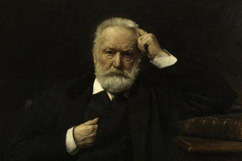 Retrato de Victor Hugo. Imagen destacada para el artículo sobre la censura de su obra.