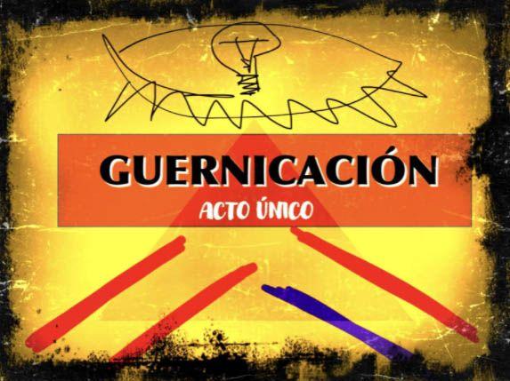 Portada de la obra Guernicación, de J. Barbadilla