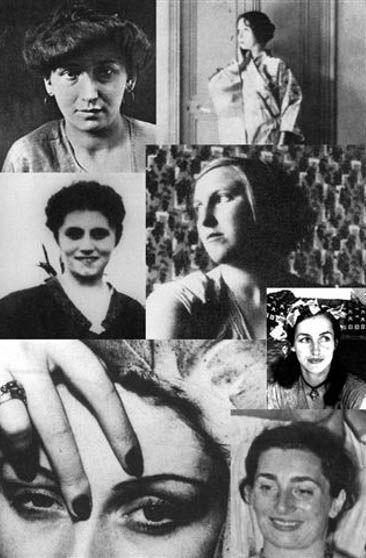 Las mujeres de Picasso.