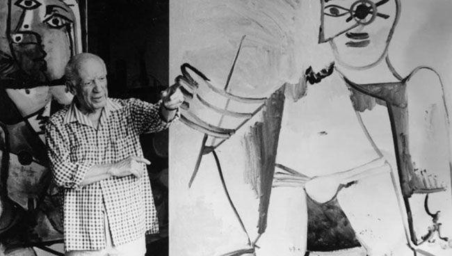 Picasso en París. Artículo en Cultugrafía sobre Guernicación, la obra teatral de J. Barbadilla.